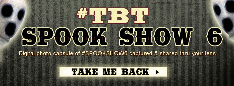 #tbt to #SpookShow6