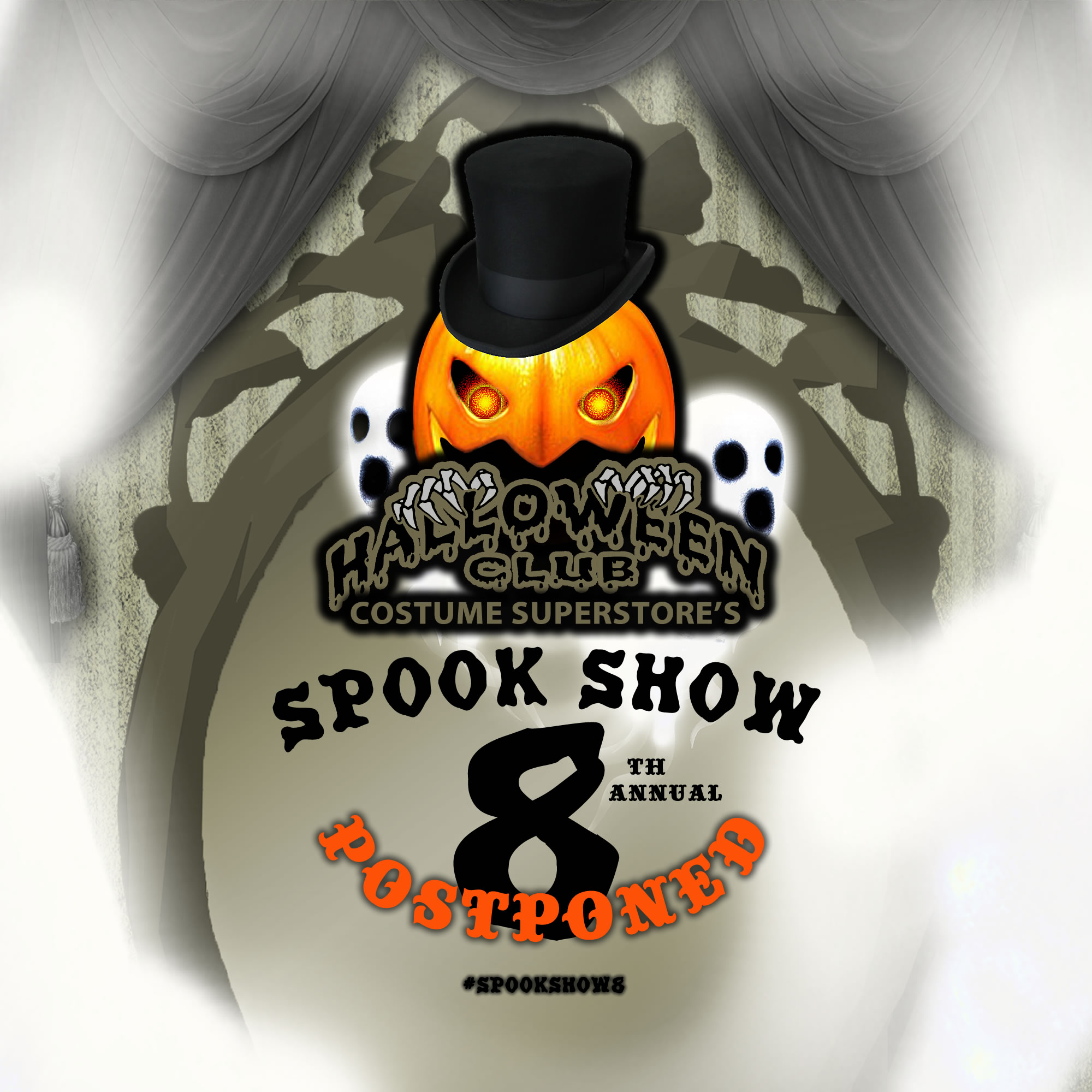 8th Annual Spook Show